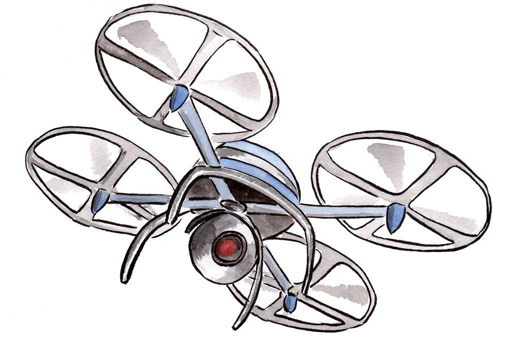 Défi Drone