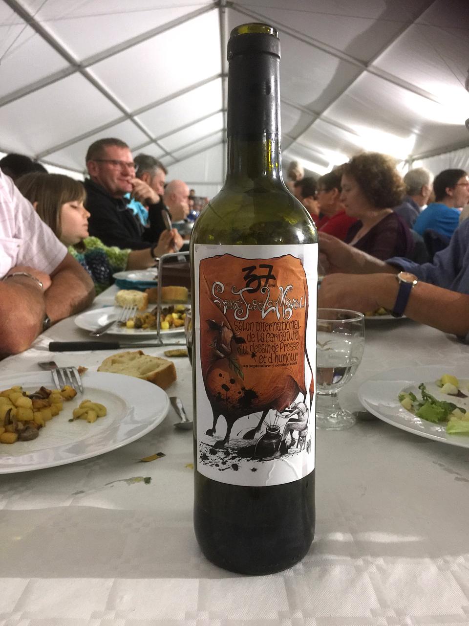 le vin du festival !