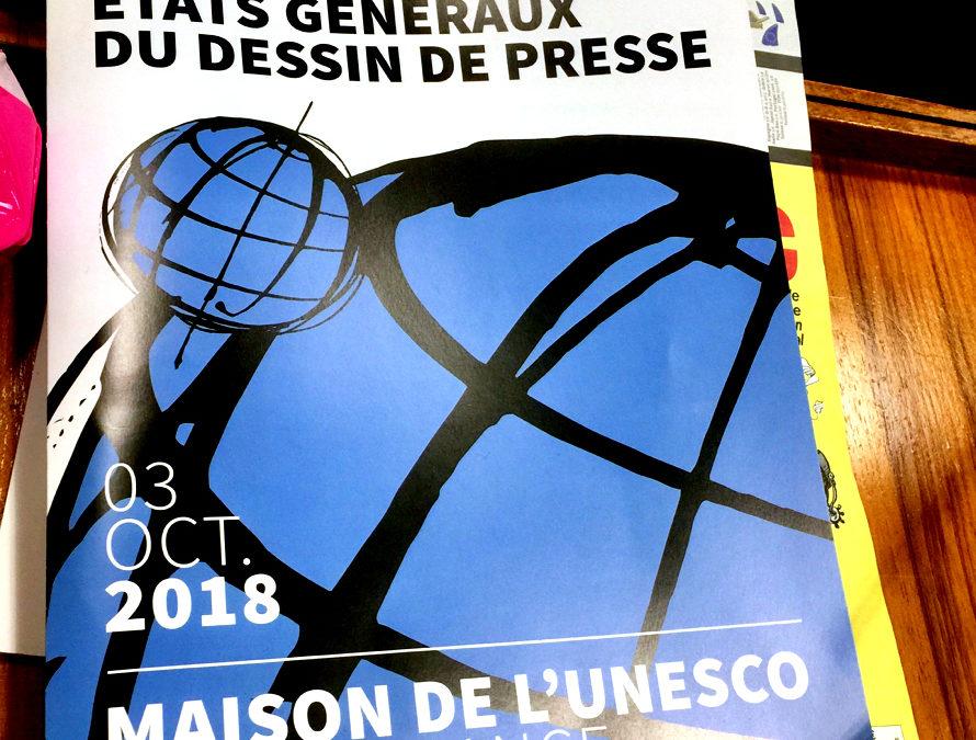 Les états généraux du dessin de presse – UNESCO